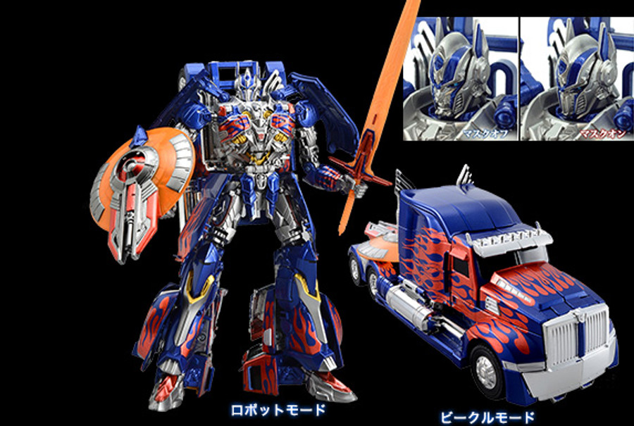 Transformers Age of Extinction - AD31 Ultimate Power Mode Optimus Prime