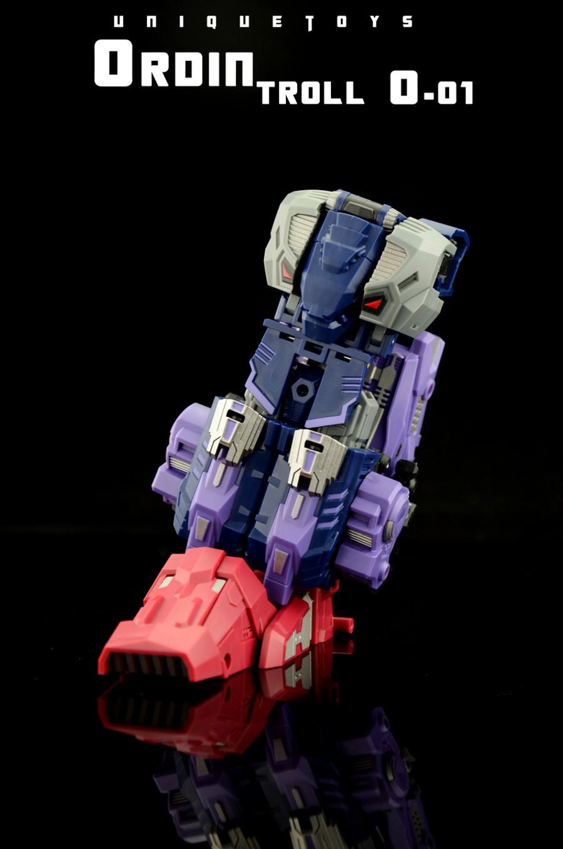 Unique Toys - Ordin - O-01 - Troll