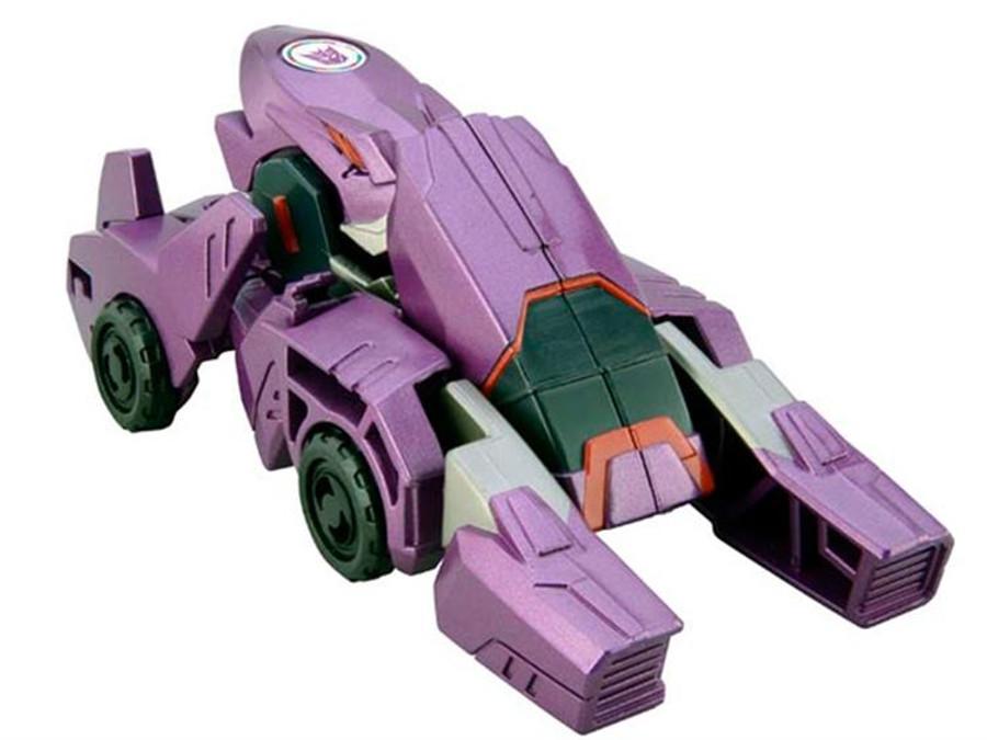 Transformers Adventure - TAV-06 Underbaito (Underbite)