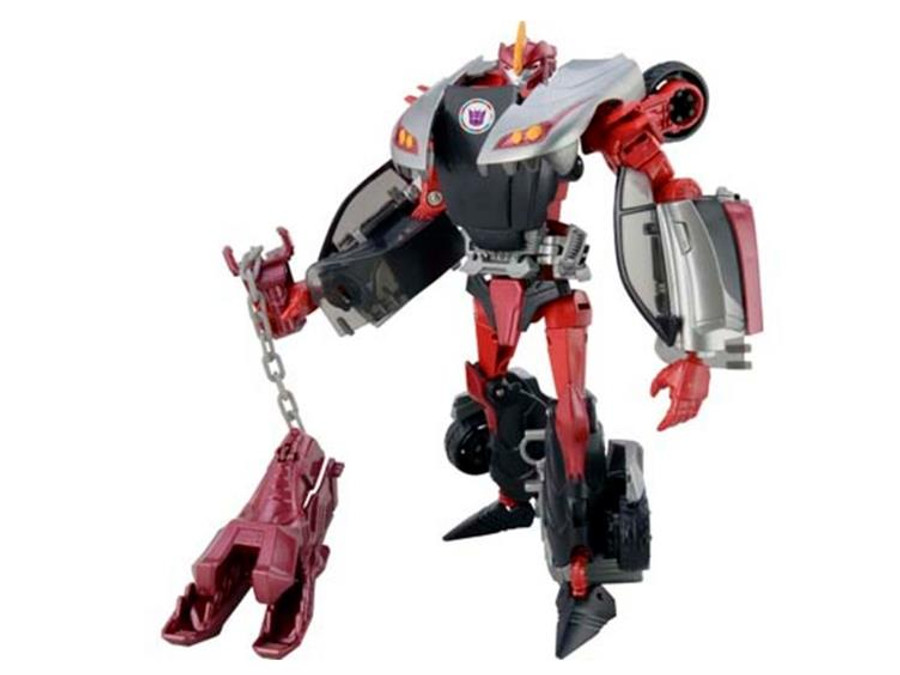 Transformers Adventure - TAV-11 Buradinoout (Bloody Knock Out)