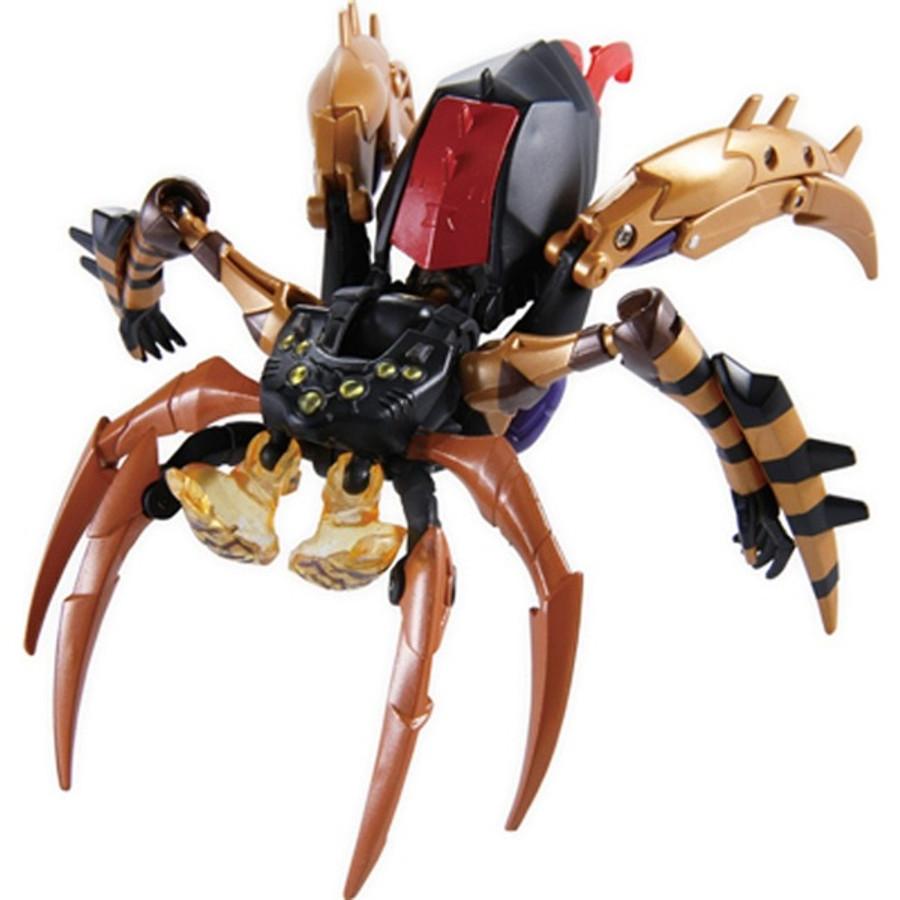 Transformers Legends - LG17 Blackarachnia / Black Widow