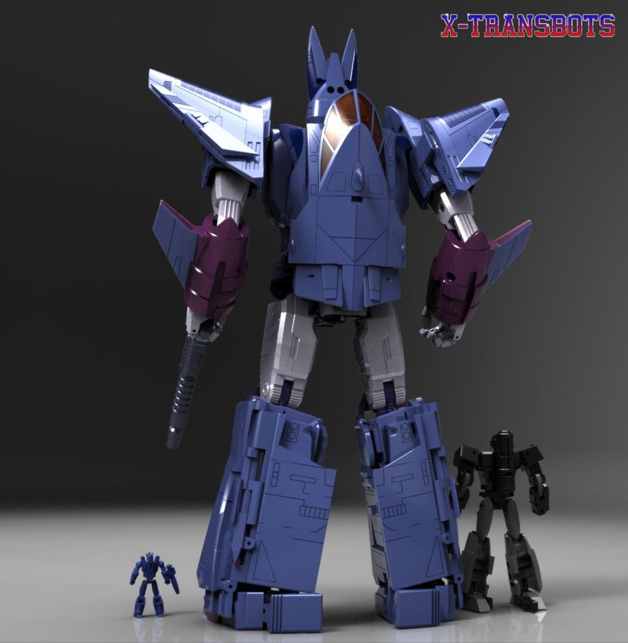 X-Transbots MX-II Eligos