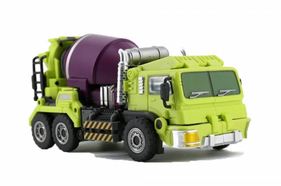 Generation Toy - Gravity Builder - GT-01B Mixer Truck