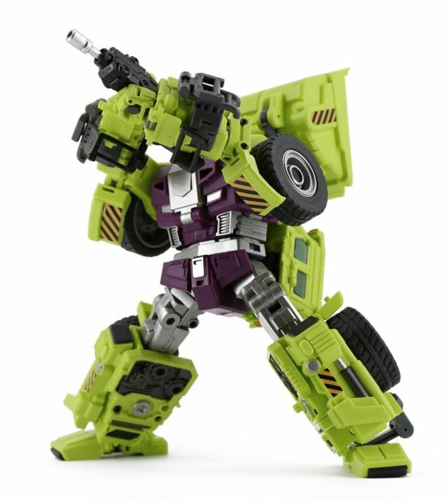 Generation Toy - Gravity Builder - GT-01A Scraper
