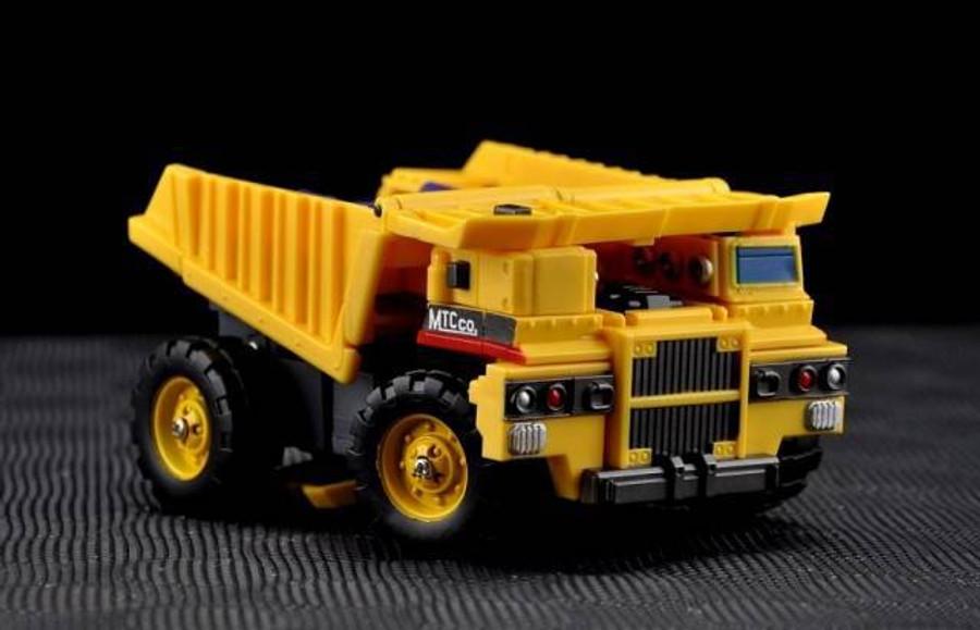 MakeToys - MT Combiner - Yellow Giant - SIx Piece Gift Set
