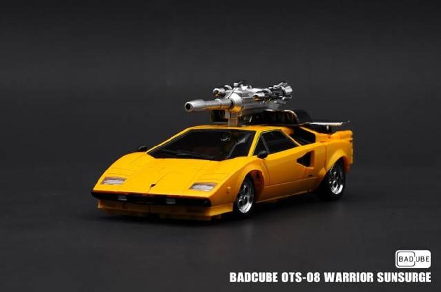BadCube - OTS-08 Warrior Sunsurge