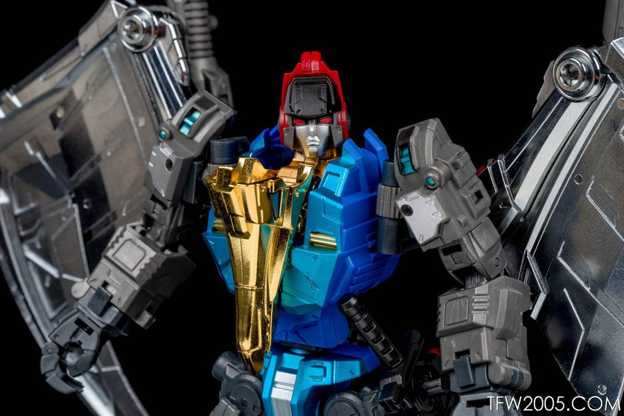 FansProject - Convention Exclusive Lost Exo Realm LER-03 - Volar with Driver