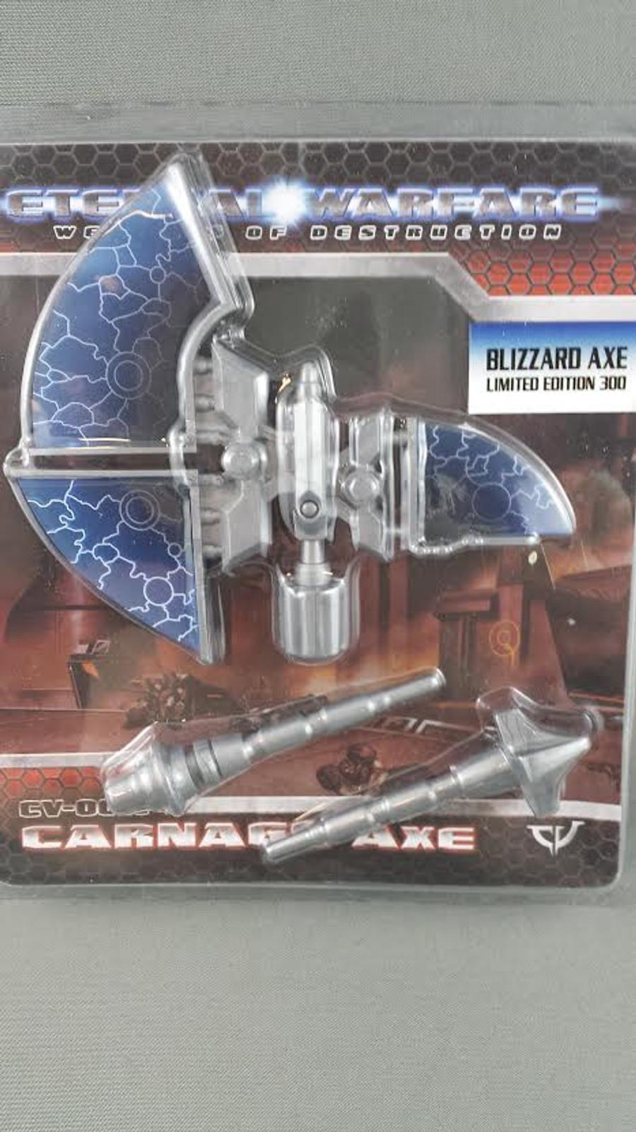 CV-001C - Blizzard Axe
