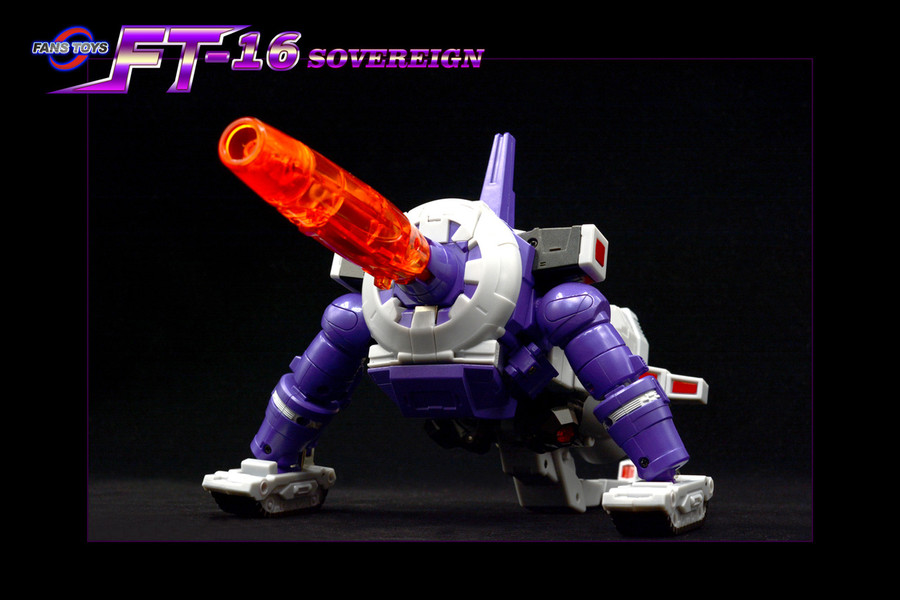 Fans Toys - FT-16 Sovereign