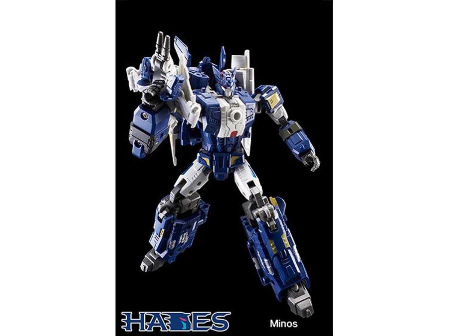 TFC Combiner Hades H-01 - Minos