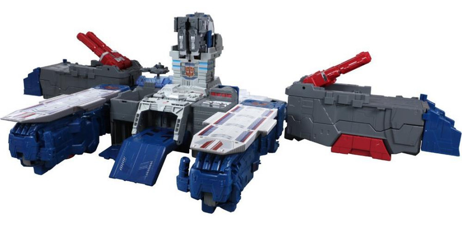 Takara Transformers Legends - LG31 Fortress Maximus (Reissue)
