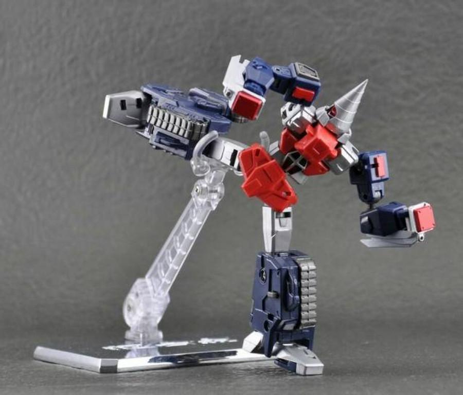 Machine Robo - MR-02 - Rod Drill (Gobots Reboot)