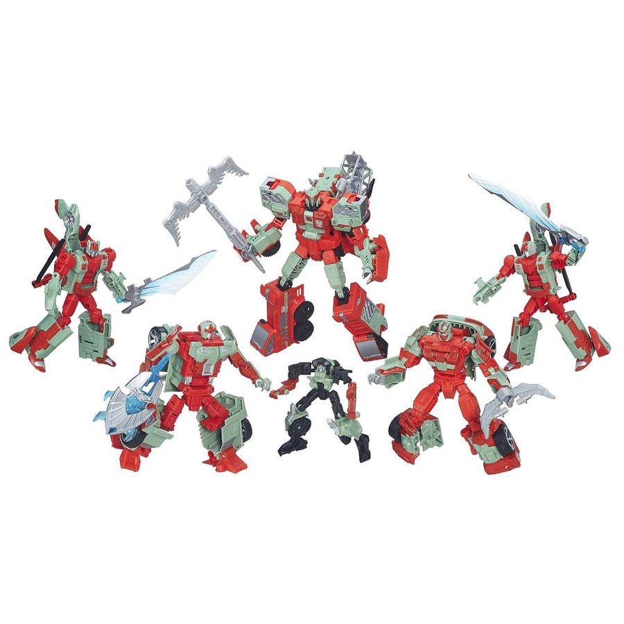 Transformers Combiner Wars Victorion Boxed Set