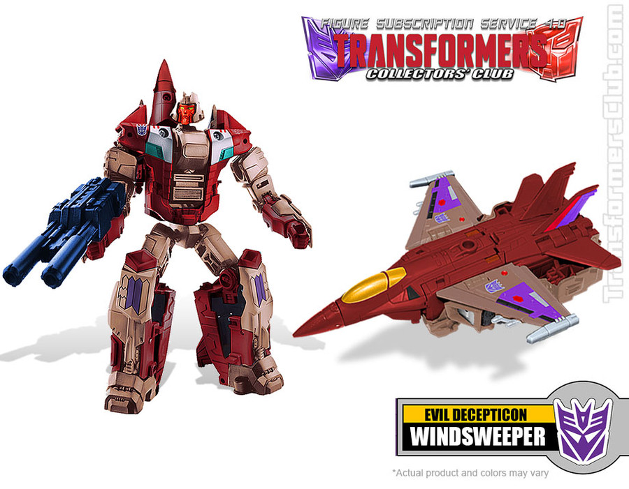 TFCC Subscription Figure 4.0 - Windsweeper