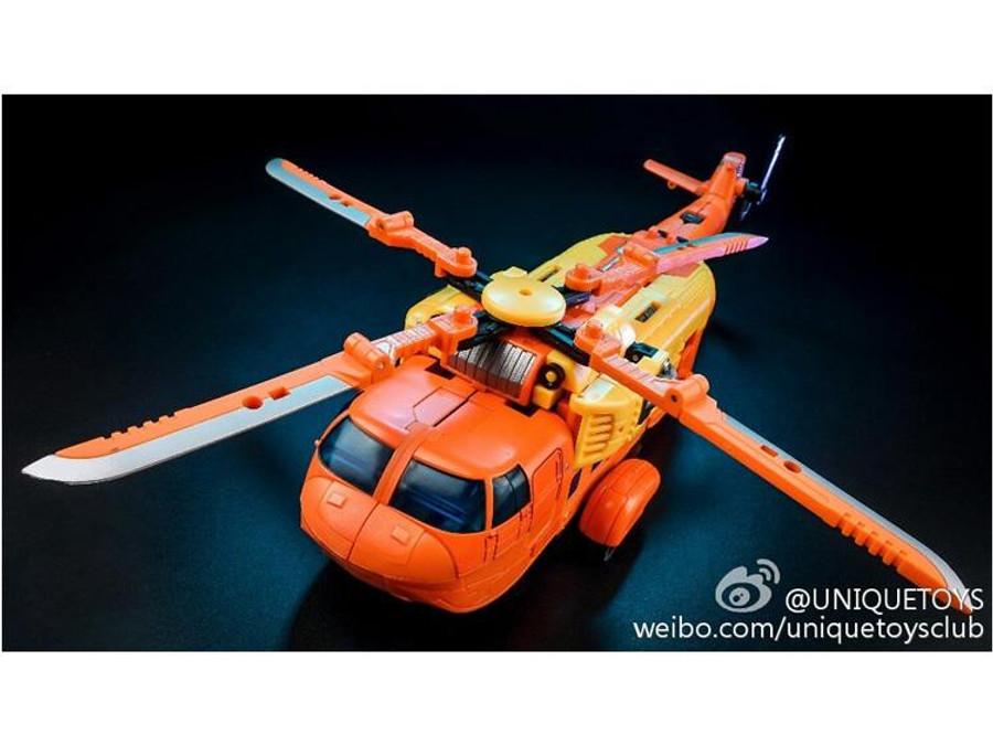 Unique Toys - Y-03 Sworder