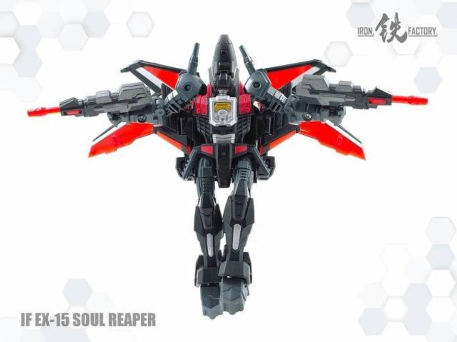 Iron Factory - IF-EX15 - Soul Reaper
