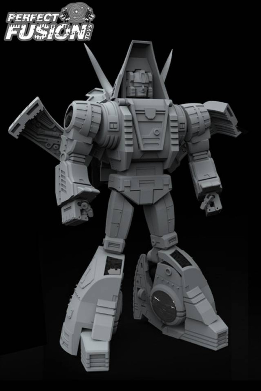 FansToys - Perfect Fusion - PF01 - Cesium