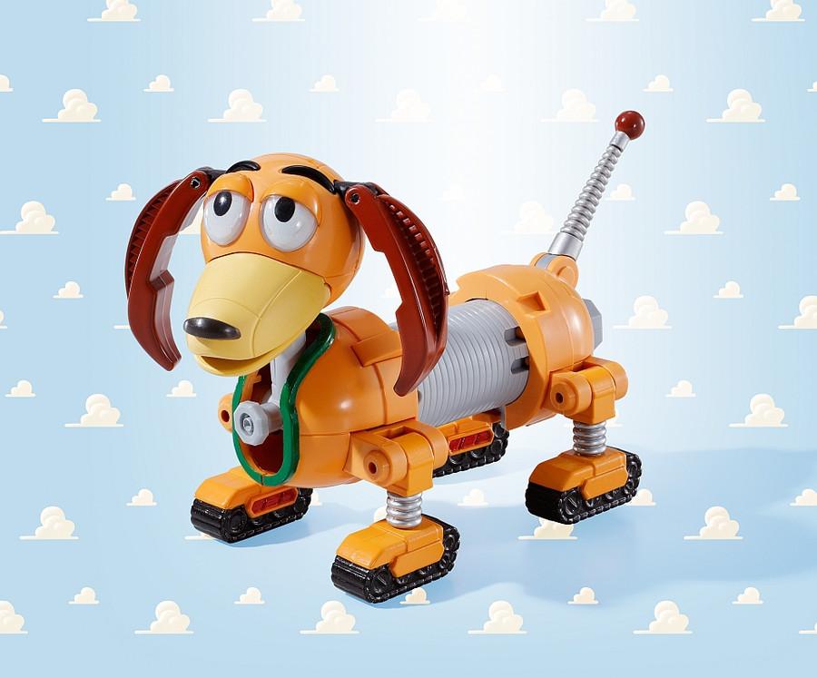 Bandai - Toy Story Combination Woody Robo Sheriff Star