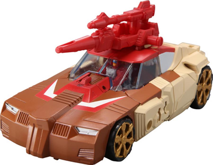 Takara Transformers Legends - LG32 Chrome Dome (Reissue)