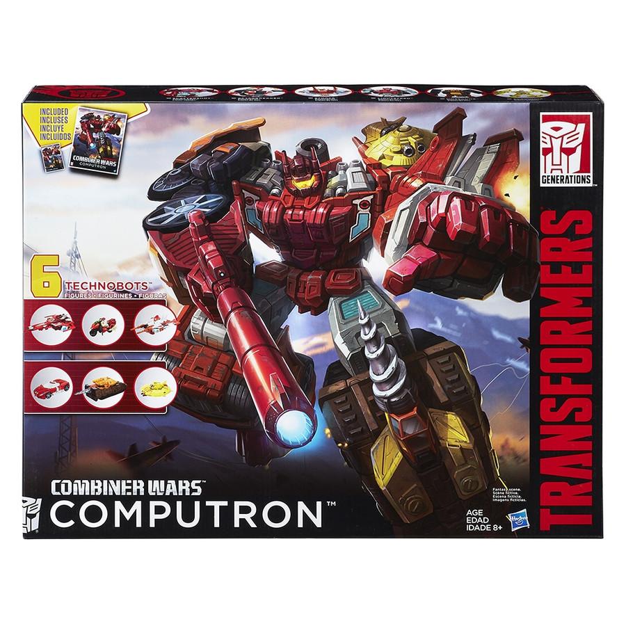 Transformers Combiner Wars Computron Technobots Boxed Set
