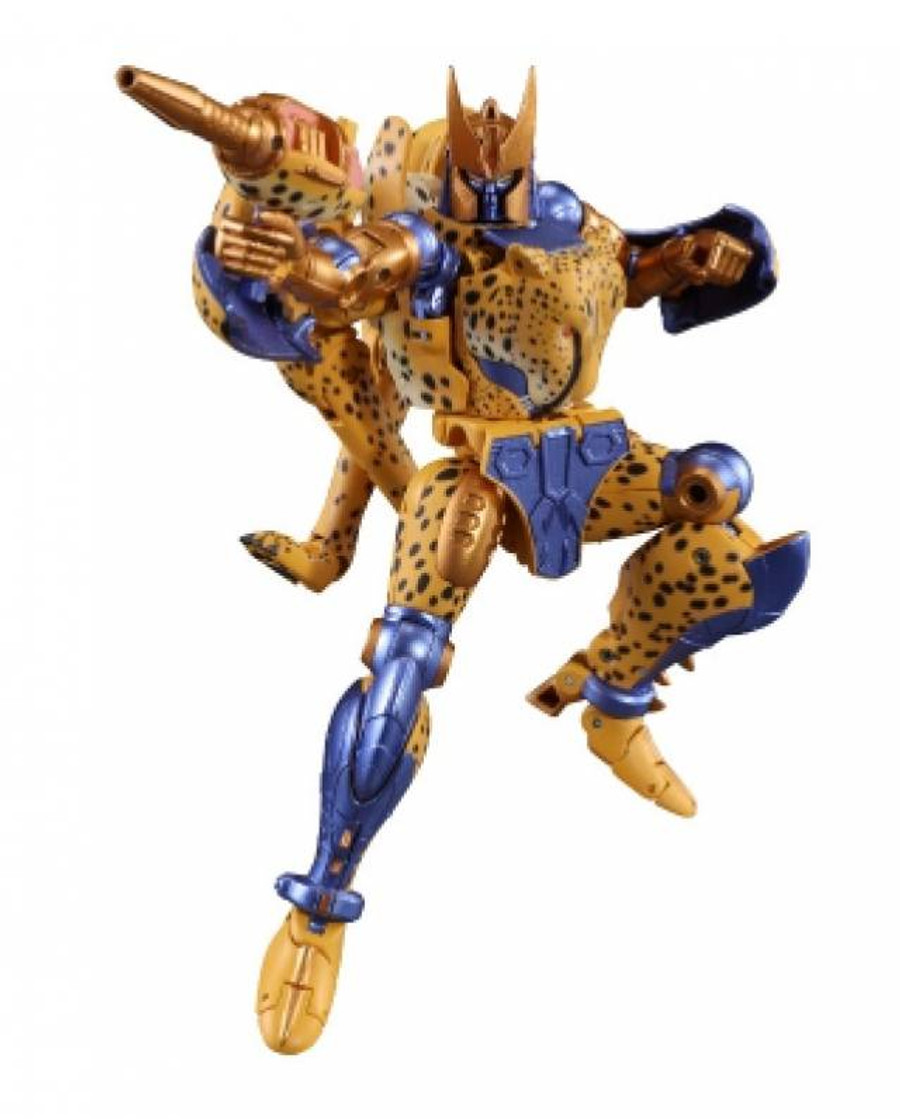 MP-34 - Masterpiece Beast Wars Cheetor