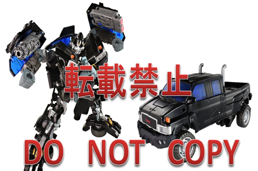 Transformers Movie 10TH Anniversary - MB-05 Ironhide