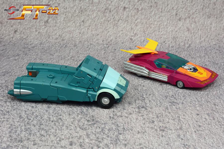Fans Toys - FT-22 - Koot