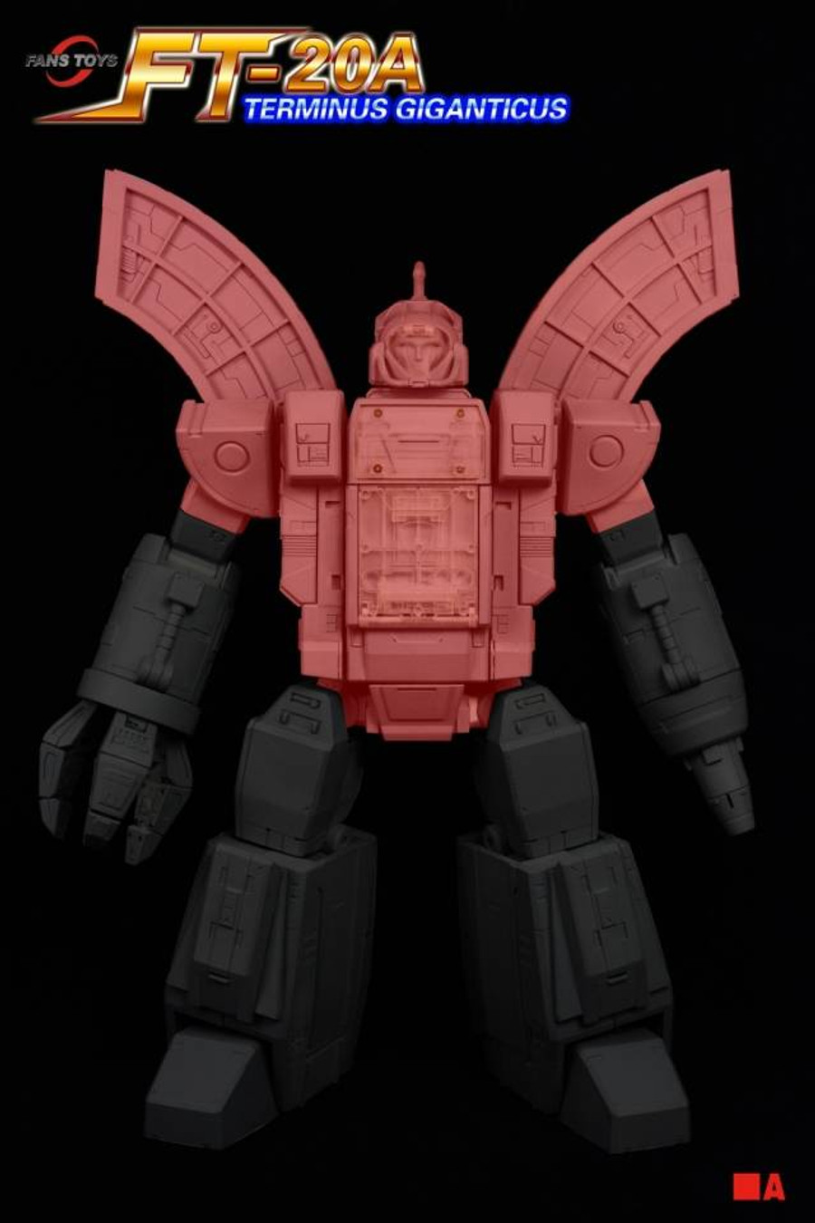 Fans Toys - FT-20A - Terminus Giganticus - Pack A