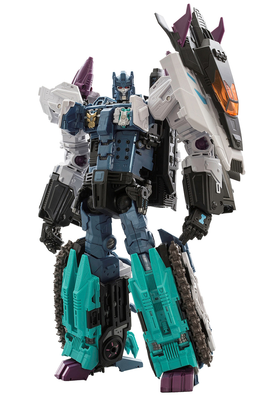 Mastermind Creations - Reformatted R-17CS - Carnifex Continuum Add-On Set