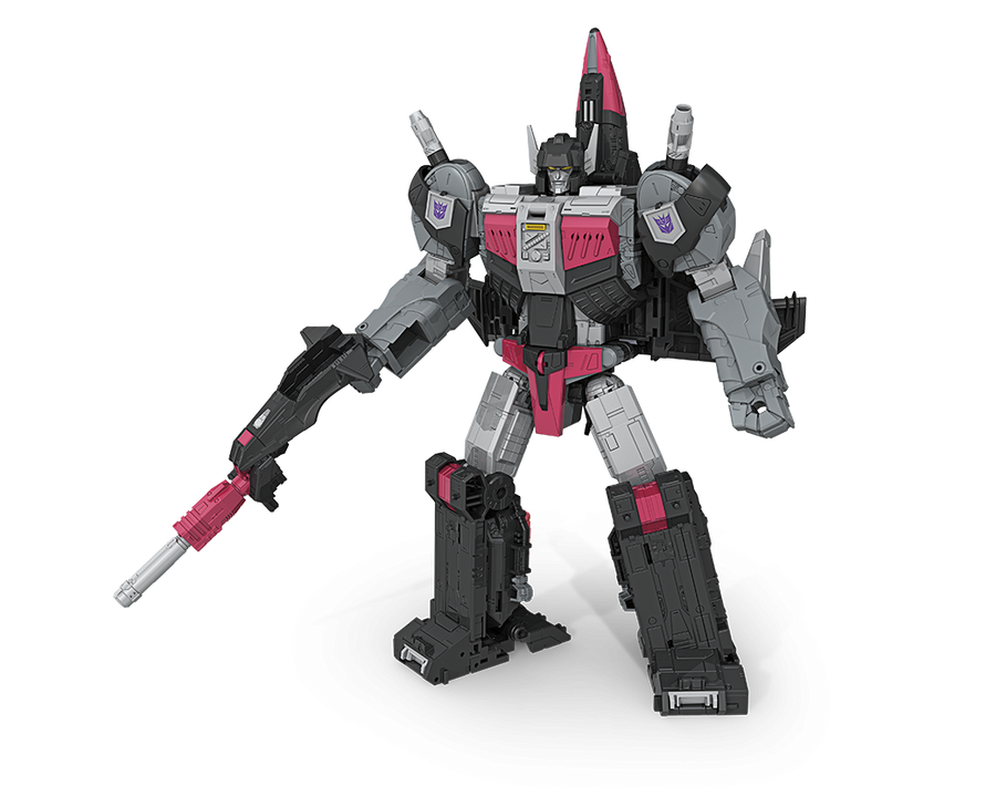 Transformers Generations Titans Return - Leader Class Sky Shadow