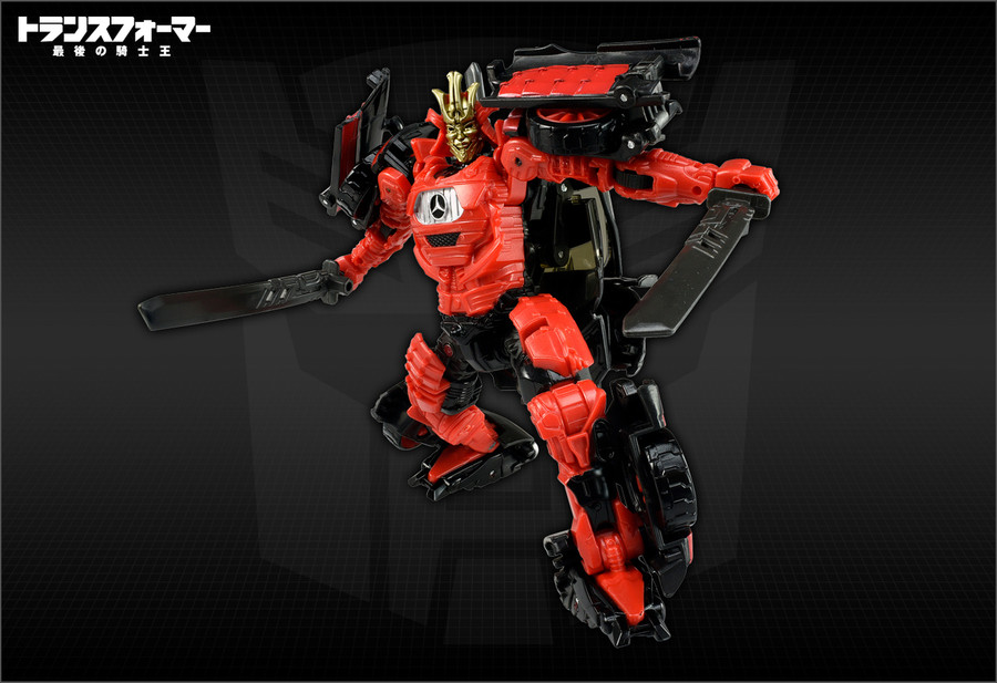 Transformers The Last Knight - TLK-10 Autobot Drift