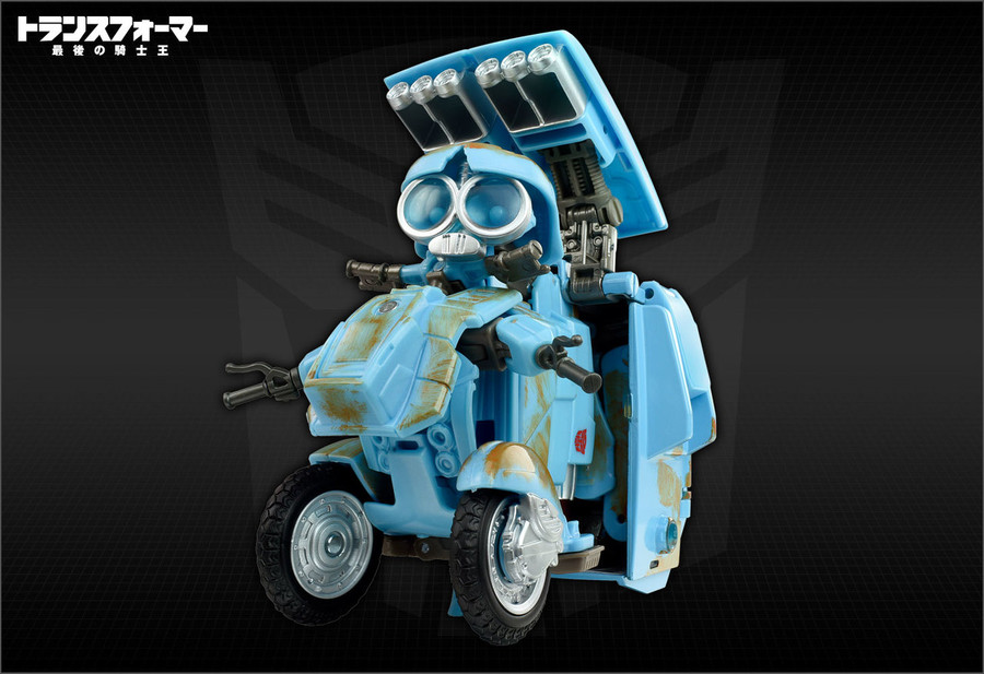 Transformers The Last Knight - TLK-13 Autobot Sqweeks
