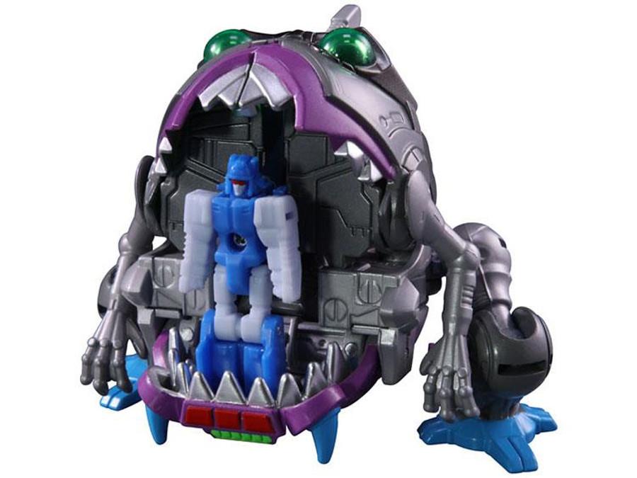 Takara Transformers Legends - LG44 Sharkticon & Sweeps