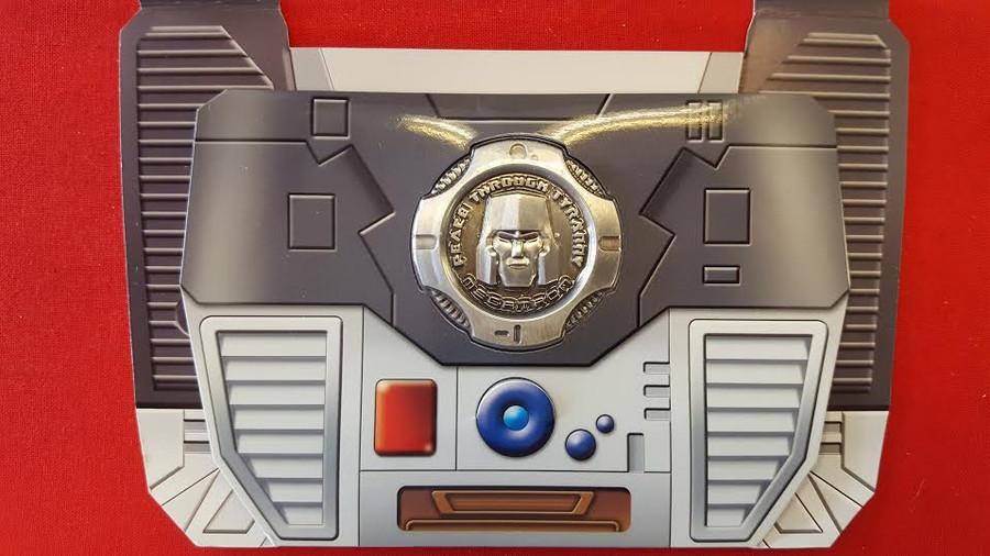 MP-36 Masterpiece Megatron Coin