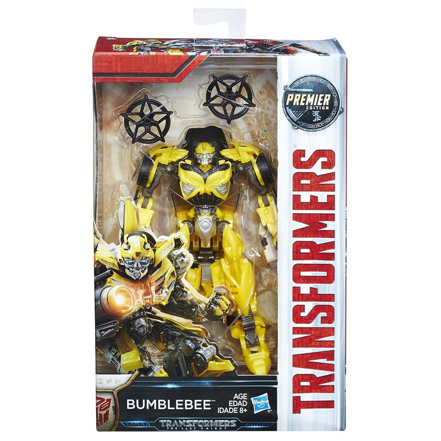 Transformers The Last Knight - Premier Edition Deluxe Bumblebee (Hasbro)