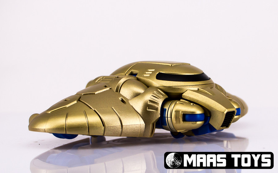 MAAS Toys - Cybertech Series - CT002 Gold
