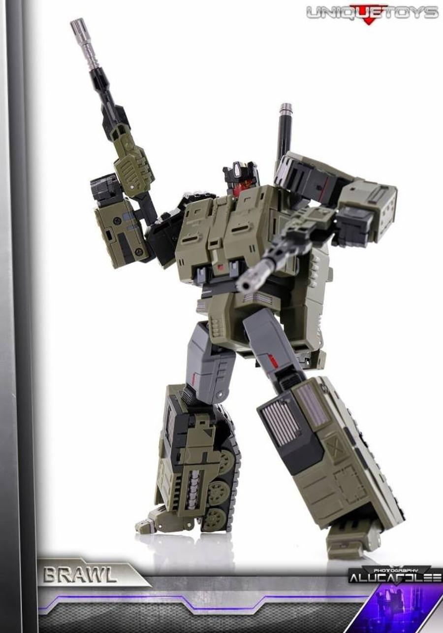 Unique Toys - Ragnaros - M-01 Archimonde
