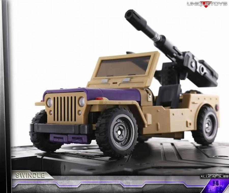 Unique Toys - Ragnaros - M-02 Gahz'ranka