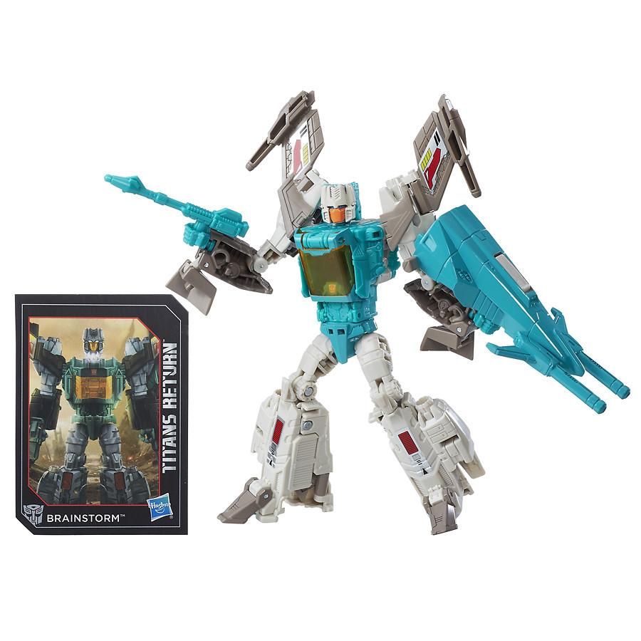 Transformers Generations Titans Return - Brainstorm