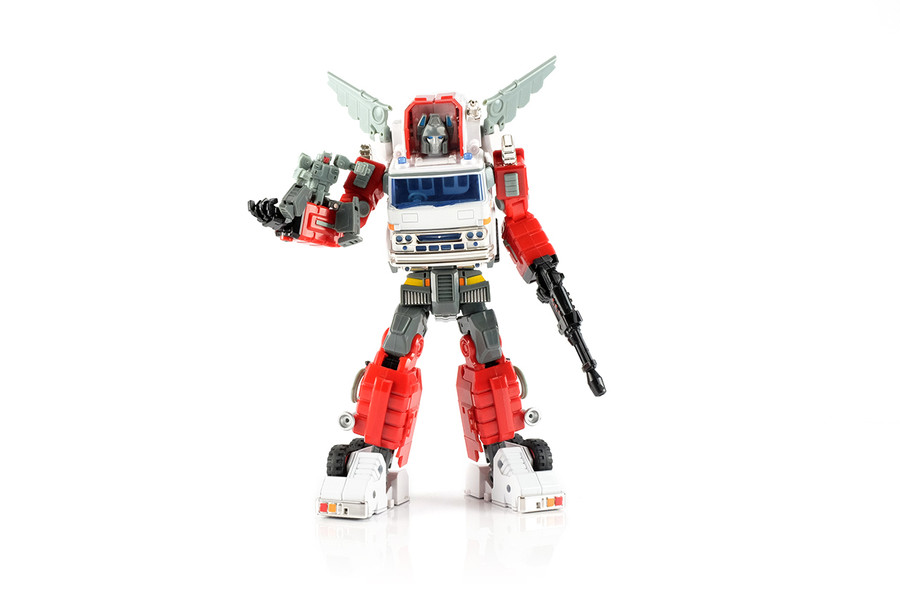 Ocular Max - PS-08 Kojin (Kickstarter Version)