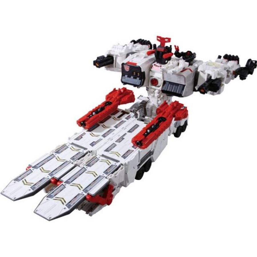 Takara Transformers Legends - LG-EX Metroplex Exclusive