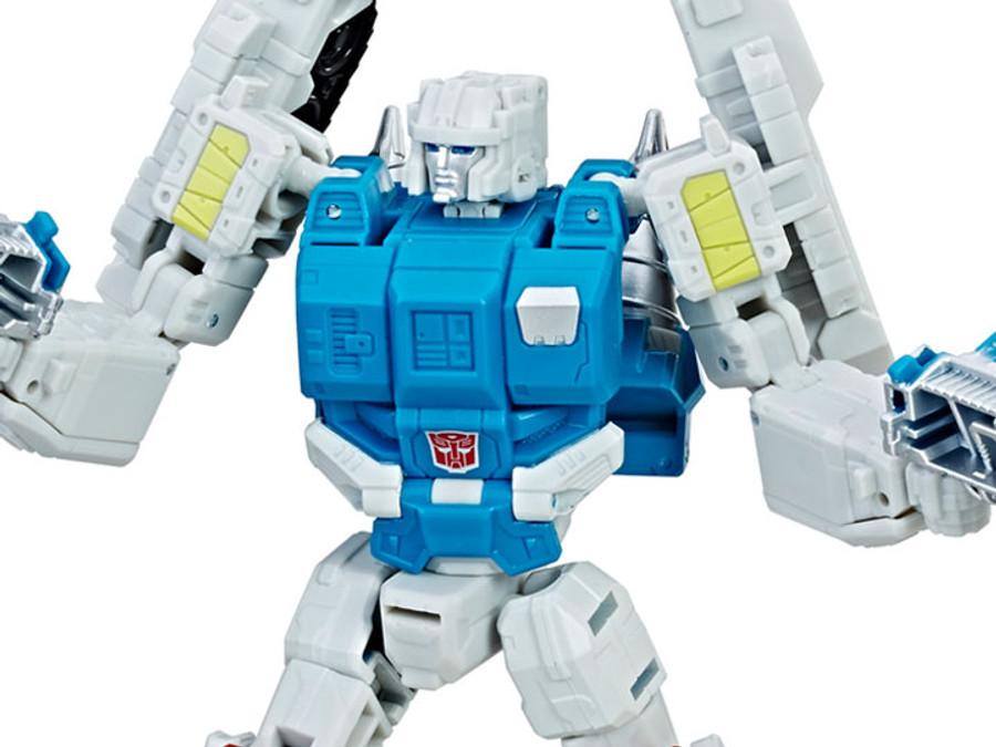 Transformers Generations Titans Return - Twin Twist