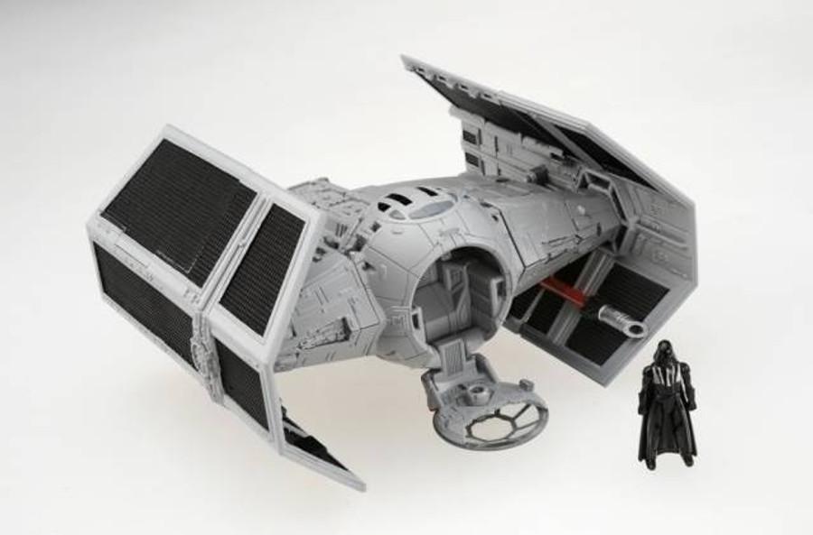 Star Wars Powered by Transformers - Tie Advanced X1