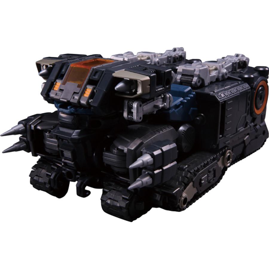 Diaclone Reboot -DA-17 Big Power GV - I.M.S Version