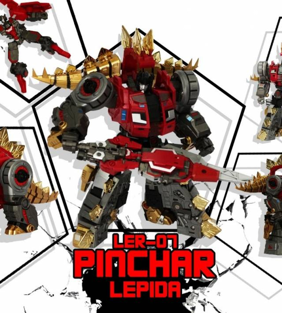 Fansproject - Lost Exo Realm LER-07 Pinchar