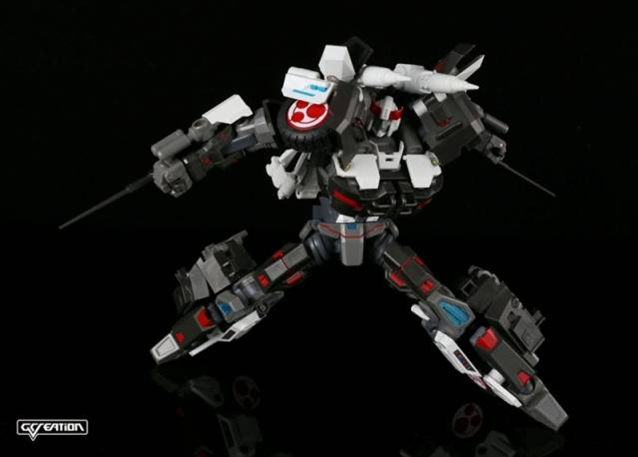 GCreations - GDW-02 Rebel