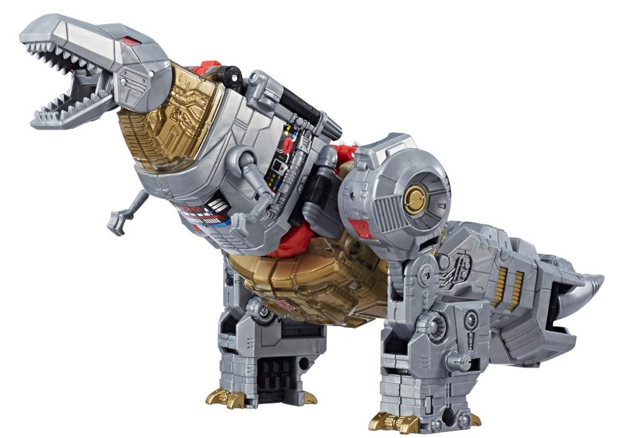 Transformers Generations Power of The Primes - Voyager Grimlock