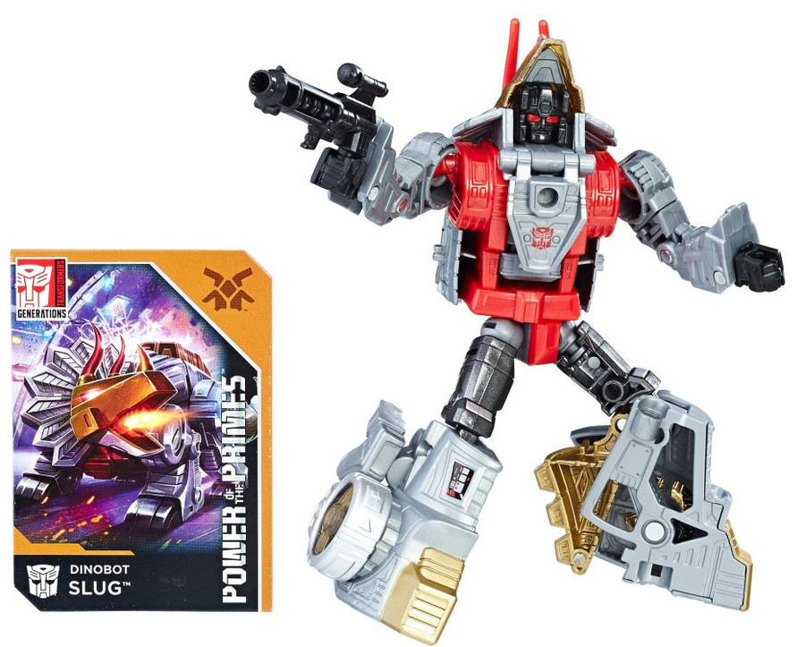 Transformers Generations Power of The Primes - Deluxe Slug