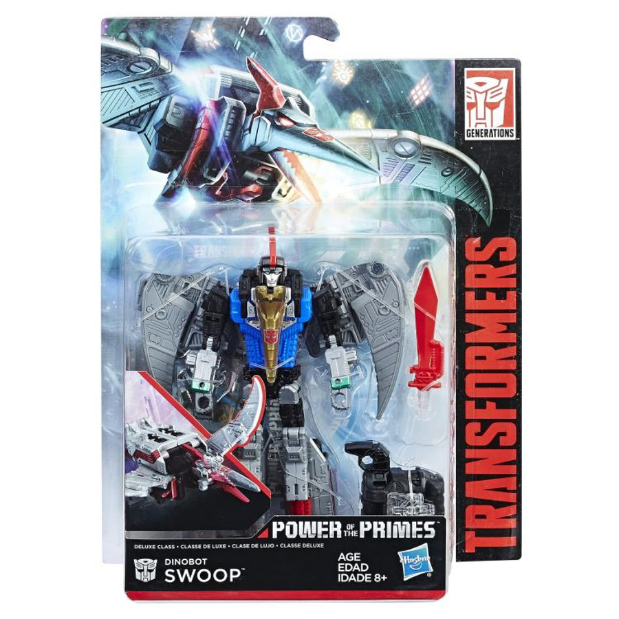 Transformers Generations Power of The Primes - Deluxe Swoop