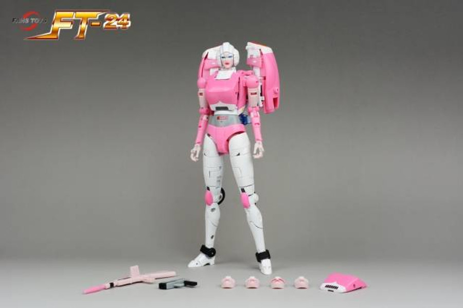 Fans Toys - FT-24 - Rouge